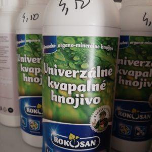 Kvapalné hnojivo – univerzál 1l